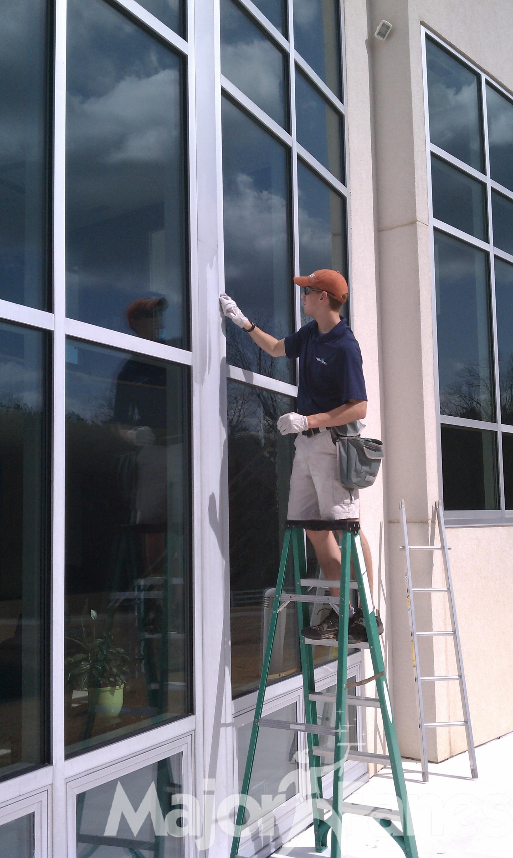 Painting Aluminum Storm Windows Door Six